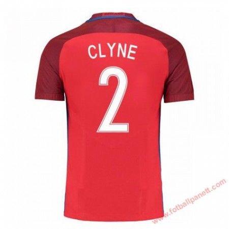 England 2016 Nathaniel Clyne 2 Bortedrakt Kortermet.  http://www.fotballpanett.com/england-2016-nathaniel-clyne-2-bortedrakt-kortermet-1.  #fotballdrakter