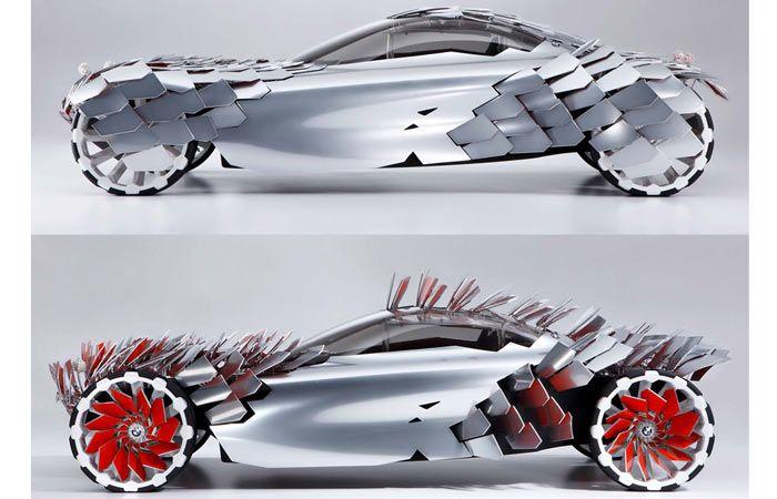 -= Muringa Online =-: Veja os dez carros-conceito mais estranhos do mundo
