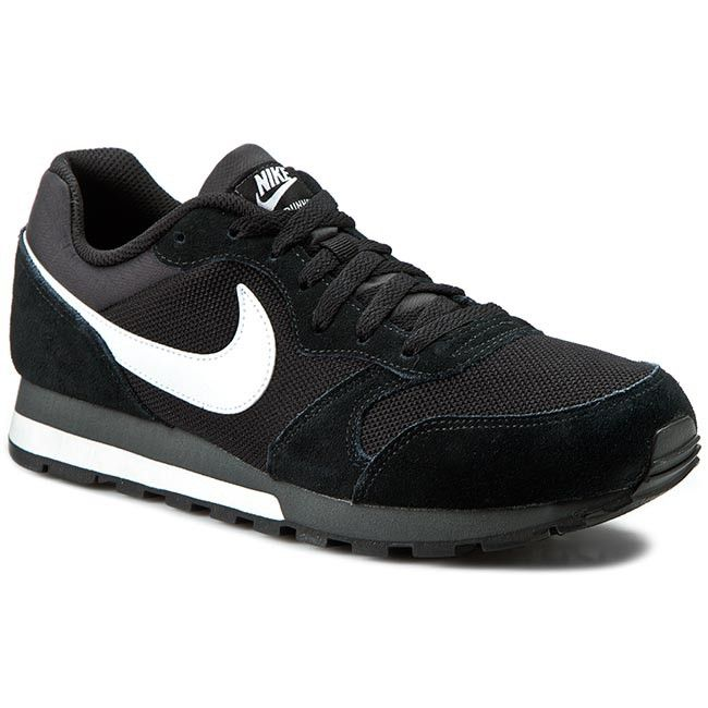 Pantofi NIKE - Nike Md Runner 2 749794 010 Black/White/Anthracite
