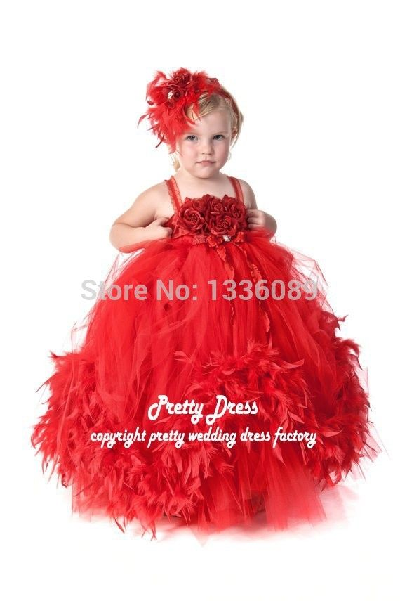 Find More Flower Girl Dresses Information about Real Picture Red Pretty Cute Little Girl Princess Girl's Pageant Dresses Spaghetti Mini Fashion Custom Girl Party Gown,High Quality gowns formal dresses,China gowns robes Suppliers, Cheap dresses milan from orient201 on Aliexpress.com