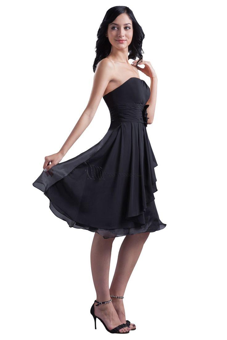 62 best Short Bridesmaid Dresses images on Pinterest | Wedding party ...