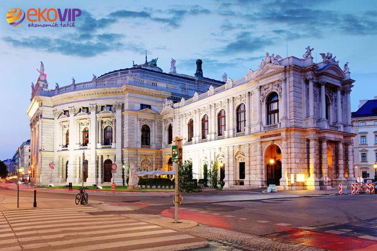 #Avrupa'nın #kültür başkentine keyifli bir yolculuğa çıkıyoruz. #Viyana #EKOVIP http://bit.ly/VIPTurizmKurbanBayramıViyana