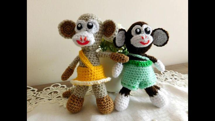 Małpki /a monkey /Ślązaczka Halinka /