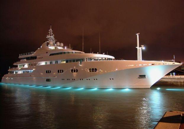 The 78.6m Pegasus V Superyacht
