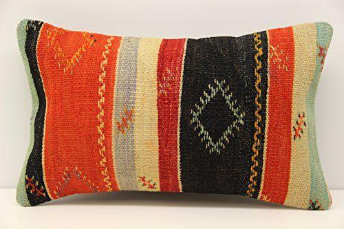 Boho kilim pillow cover 12x20 inch (30x50 cm) Armchair Pi... https://www.amazon.com/dp/B078QRZRYY/ref=cm_sw_r_pi_dp_x_WoGsAb04RB9RP