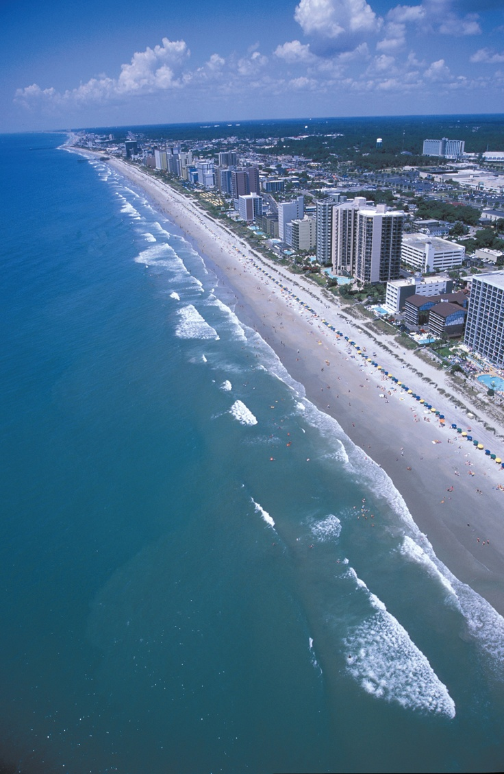 Helicopter Ride. Myrtle Beach SC