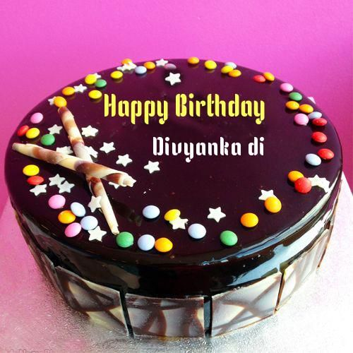Images Of Birthday Cake With Name Raman : 35 best images about Divyanka Tripathi on Pinterest ...