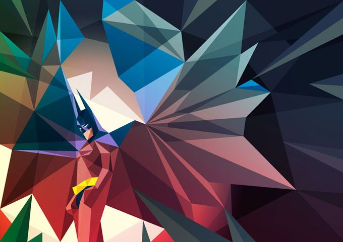 Liam Brazier - Bloody awesome Batman illustration!
