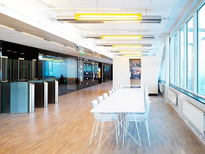ZERO lighting - Project pictures of the Grid fixture by ZERO Lighting