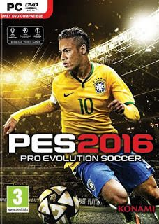 GAMES TO PLAY: Pro Evolution Soccer 2016