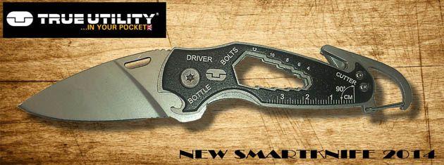 Vianočné darčeky - true utility smartknife