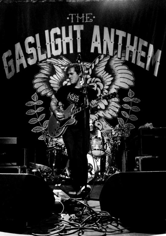 gaslight anthem meet me by the river edge lyrics