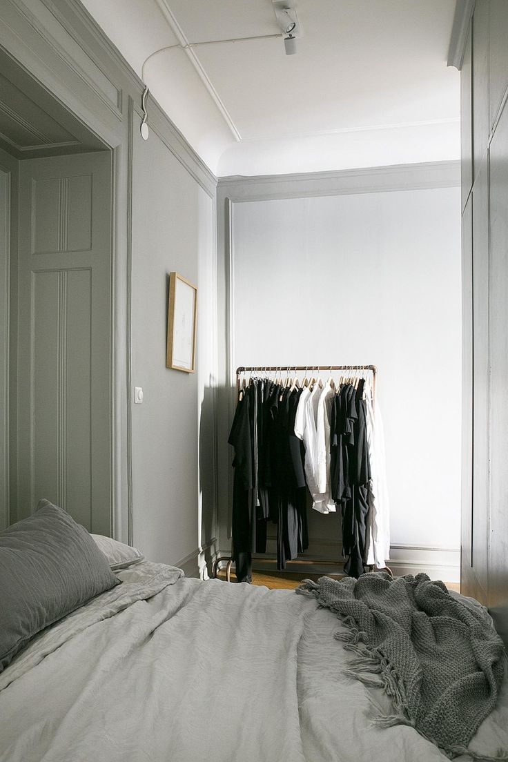 Beautiful home in grey - via Coco Lapine Design