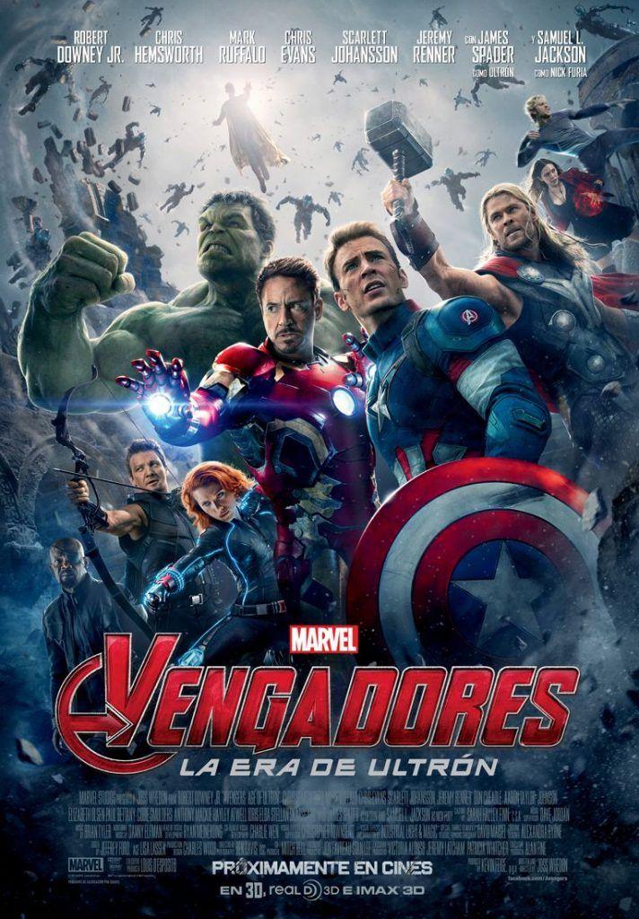 Como Ver Las Peliculas De Marvel En Orden Cronologico Peliculasninja Marvel Movie Posters Ultron Movie Avengers Poster