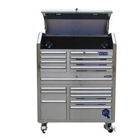 Kobalt 18 Drawer 53 In Steel Interior 430 Stainless Steel