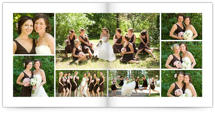 60 best Wedding Album Ideas images on Pinterest | Wedding album ...