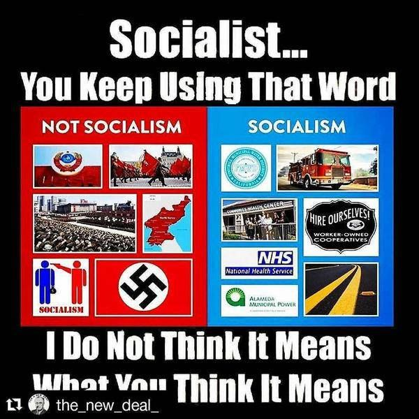 socialism over capitalism Millennials prefer socialism over capitalism, a yougov study from the victims of communism memorial foundation found other studies have found similar results.