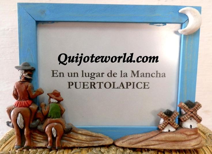Marcos para fotos decoraci n don quijote de la mancha - Marcos para decorar ...