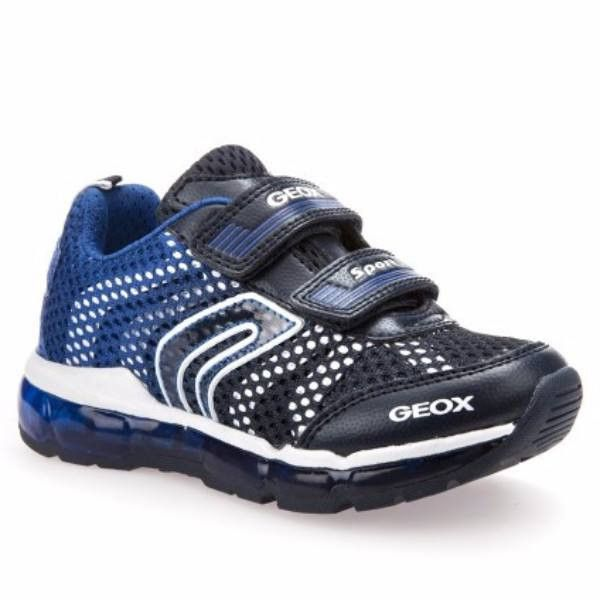 Geox Android Navy Royal