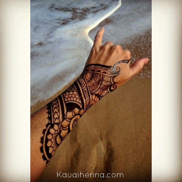 Polynesian Henna Tattoo: 545 Best Images About Tattoo On Pinterest