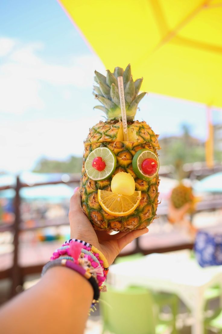 pineapple in paradise