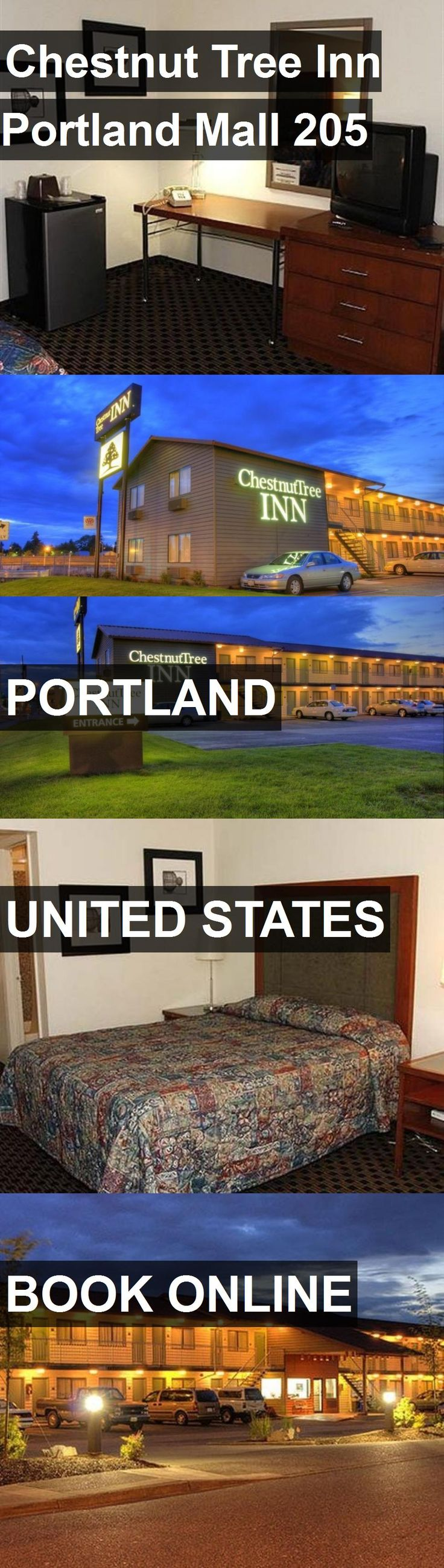Hotel Chestnut Tree Inn Portland Mall 205 in Portland, United States. For more information, photos, reviews and best prices please follow the link. #UnitedStates #Portland #travel #vacation #hotel
