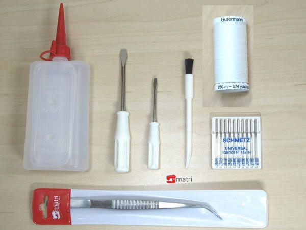 Naaimachine of lockmachine Defect, repareer hem zelf met onze gratis onderhoudstips - Matri Naaimachines