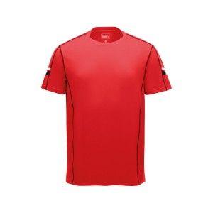 Marinepool Lenox Tec T-Shirt Herren rot