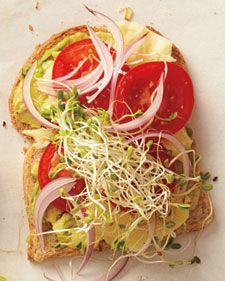 Vegetarian Sandwich Recipes - Whole Living Eat Well