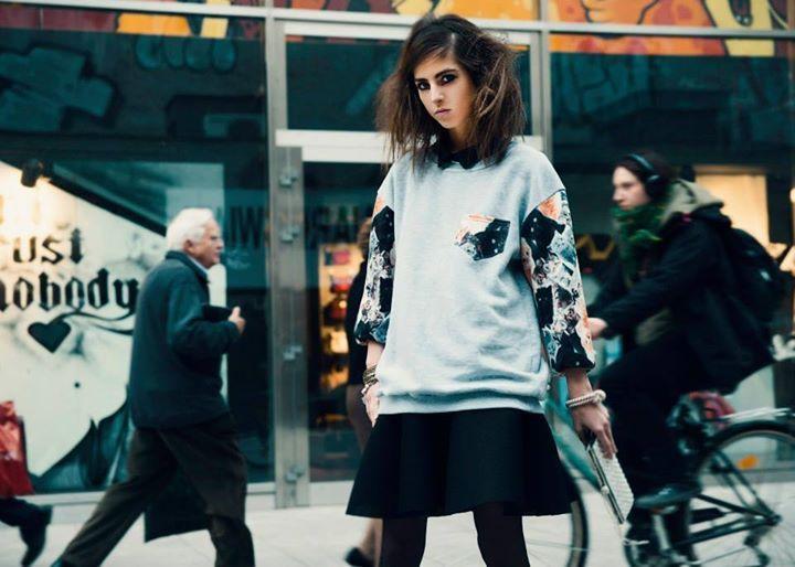 model: Martyna / Orange Model Agency  mua & hair: Marta Chojecka  production: Elżbieta Kocięda  stylist: Katarzyna Lewandowska  photo: KEJRAA PHOTOGRAPHY / Karolina Koziczyńska
