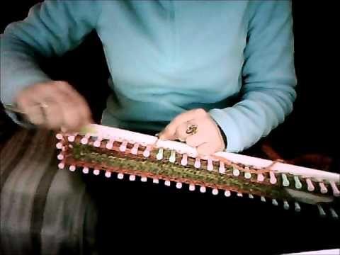 Comment monter le mailles en 8 au tricotin rectangulaire - YouTube                                                                                                                                                                                 Plus