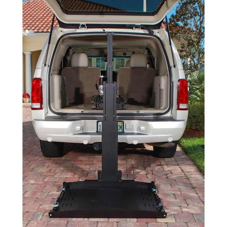 Harmar electric insideoutside vehicle power chair