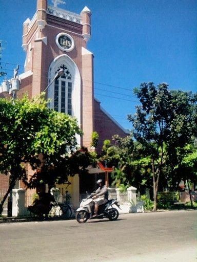 My church at semarang city