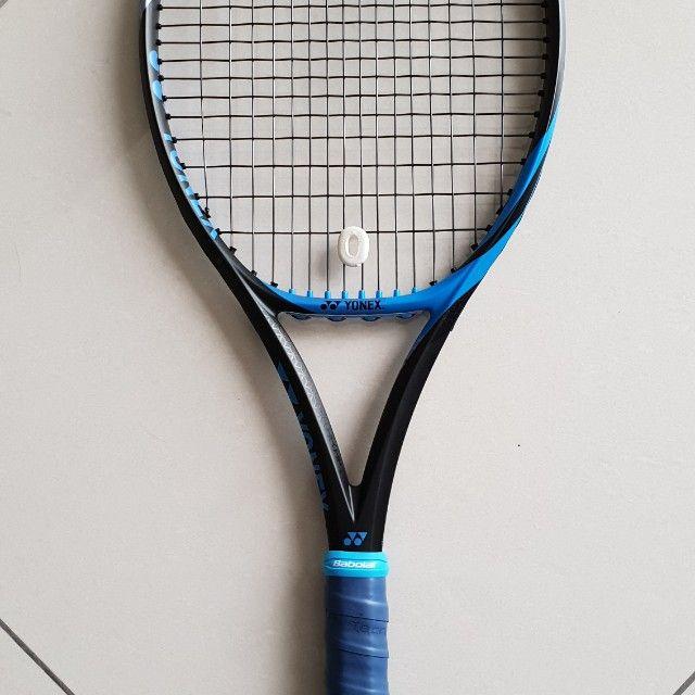 Nick Kyrgios Racquet 2018 Yonex Ezone 98 Racquet Racquets Tennis Racket Tennis