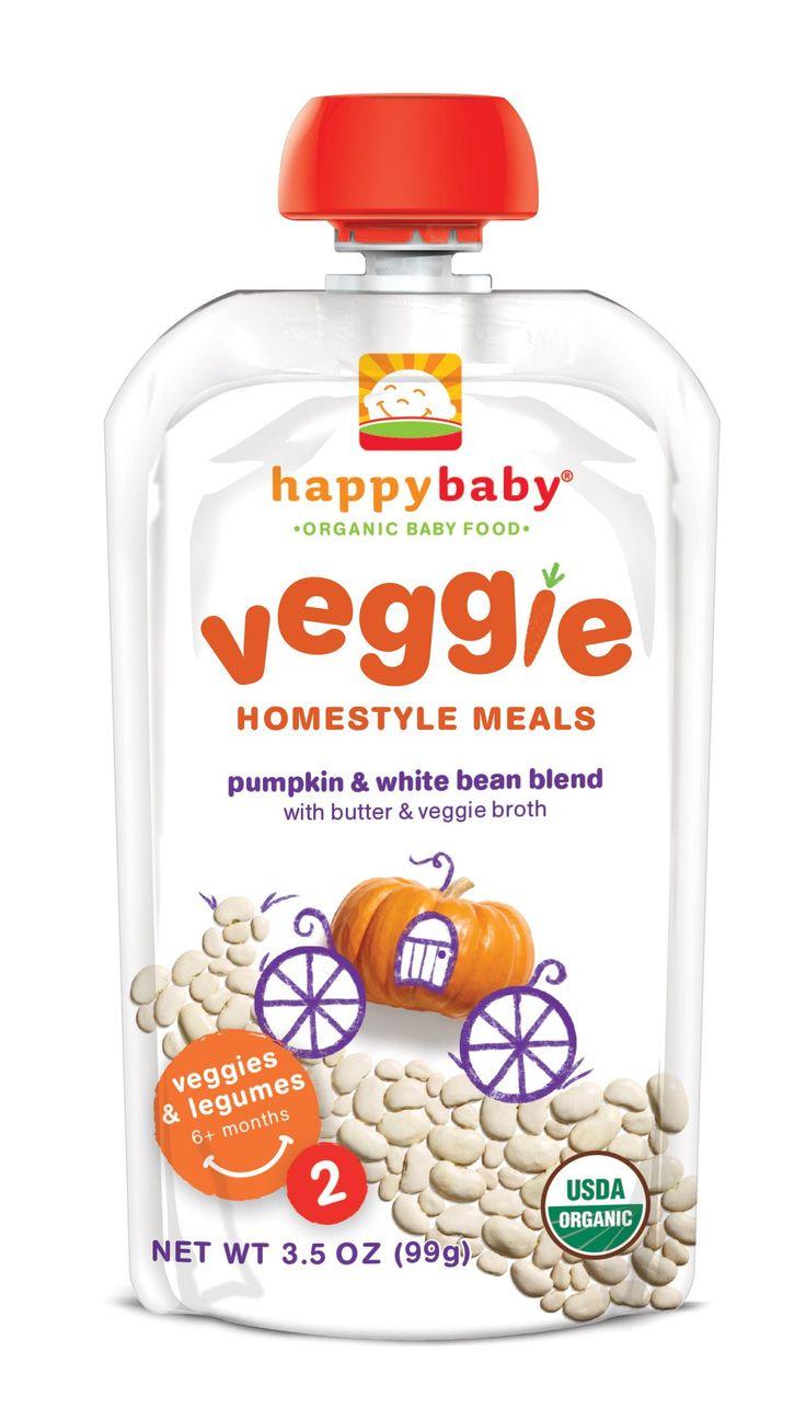 Happy baby organic baby food 2 homestyle