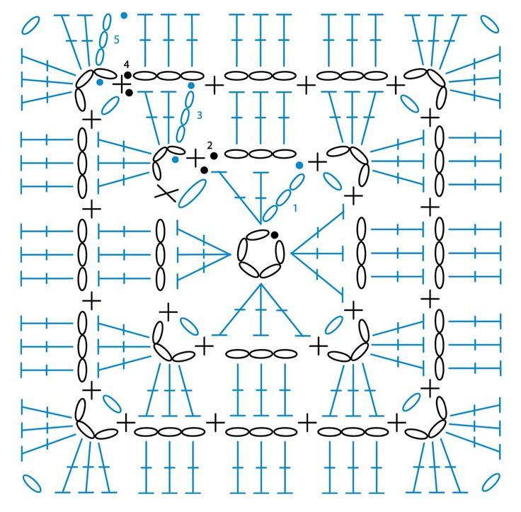 3682 best crochet tutorial images on Pinterest | Crochet patterns ...