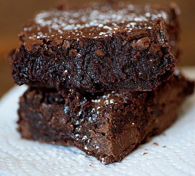 Brownies με nutella!