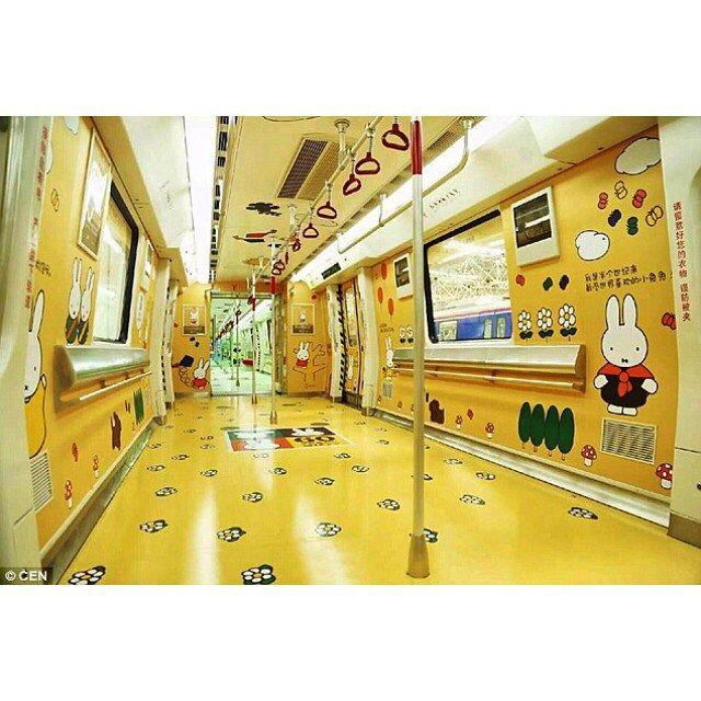 Miffy Train  #Miffy #Train #Transport