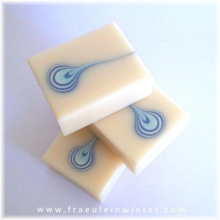 Teardrop Soap Technique - Handmade by Fräulein Winter