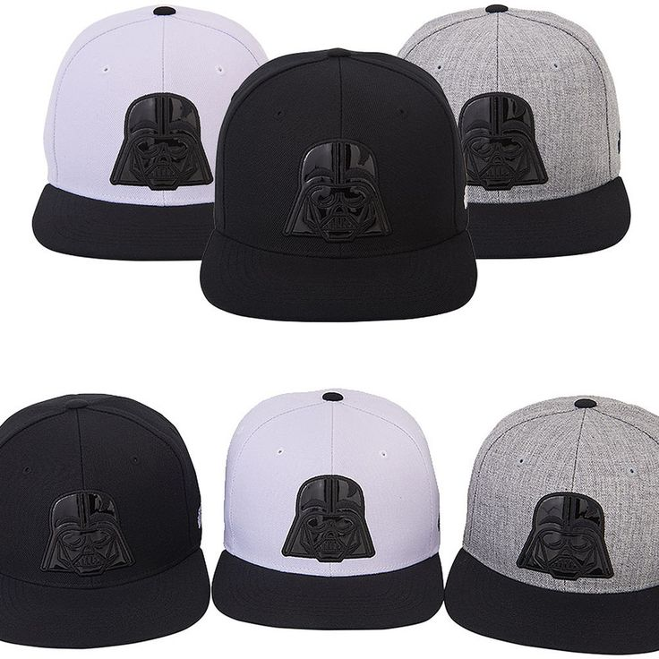 Unisex Mens Womens STAR WARS Darth Vader Face Baseball Hiphop Snapback Hats Caps #hellobincom #BaseballSnapbackCapHats