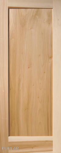 17 best images about doors on pinterest stains flats for Flat solid wood door