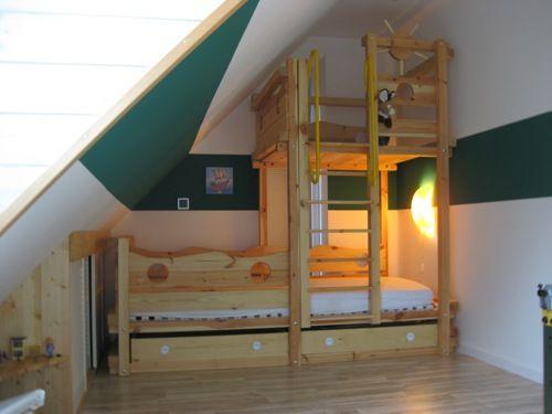 Abenteuerbett  11 best Abenteuerbett images on Pinterest | Kids rooms, Deko and ...