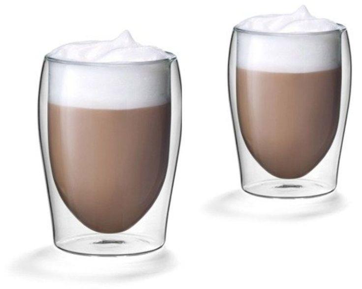 Set vasos Scanpart 2790000076 THERMOGLASS CAPPUCCINO Especial café