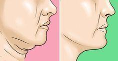 7 СПОСОБОВ УБРАТЬ ДВОЙНОЙ ПОДБОРОДОК. МИНУС 10 ЛЕТ ГАРАНТИРОВАНО Второй подбородок является проблемой как полных, так и худощавых женщин. Ведь набор лишнего веса лишь одна из его причин. Среди наиболее распространенных виновников этой неприятности можно выделить генетическую предрасположенность, возрастные изменения, дряблость кожи, резкую потерю веса, а также часто опущенную голову