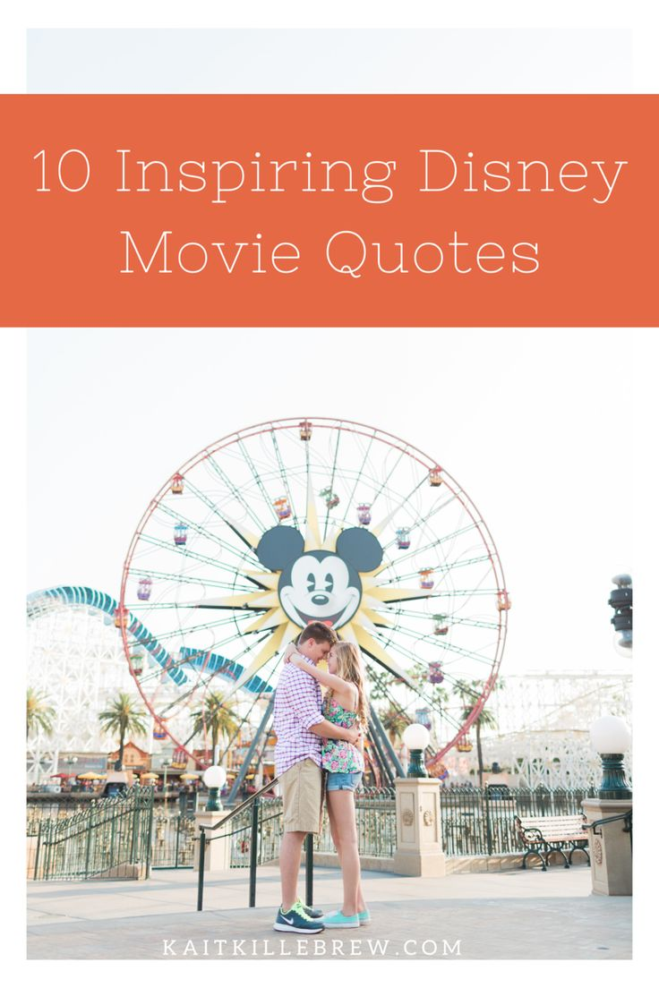 disney quotes from movies