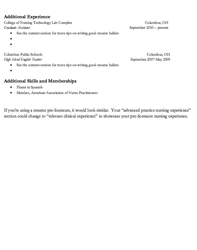 Telemetry Nurse Resume Sample - http\/\/resumesdesign\/telemetry - telemetry rn resume