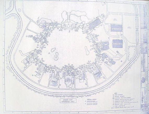 68 best images about blueprints on Pinterest | Walt disney ...