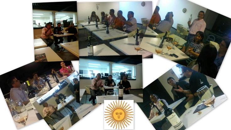 Conversatorio de Cocina Argentina en Quick Parrilla Argentina