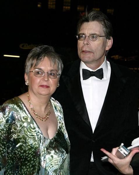 Stephen and Tabitha King