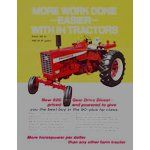 International Tractors Letter Brochure 826 1026 1456